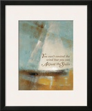 Adjust the Sails & Journey I Print by Lanie Loreth