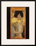 Giuditta Art by Gustav Klimt