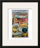The Donegal Railway, North West of Ireland Prints