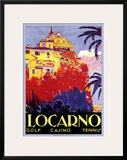 Locarno Prints by Daniele Buzzi