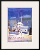Bodensee Posters by Otto Baumberger