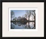 Jefferson's Monticello Print by Rod Chase