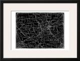 Environs ROME Print by Carole Stevens