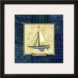Sailing IV Posters by Charlene Audrey