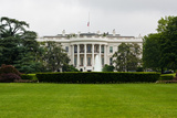 The White House Washington DC Poster Posters
