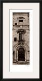 La Porta Via, Montepulciano Poster by Alan Blaustein