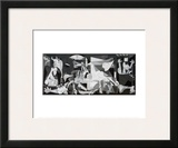 Guernica, c.1937 Prints by Pablo Picasso