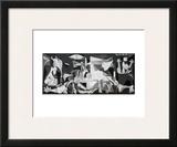 Guernica, c.1937 Posters por Pablo Picasso