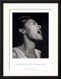 Billie Holiday Prints by William Gottlieb