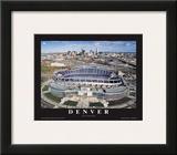Dever Broncos- New Invesco Field Prints