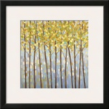 Glistening Tree Tops Prints by Libby Smart