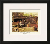 Uncle Ned at Home Posters by Winslow Homer