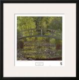 Bassin aux Nympheas Art by Claude Monet