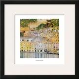 Malcesine Sul Garda Posters by Gustav Klimt