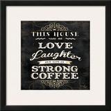This house runs on Prints by Jennifer Pugh