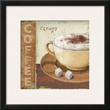 Coffee Lovers I Prints by Lisa Audit