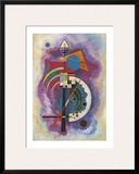 Tribute to Grohmann Art by Wassily Kandinsky