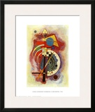 Hommage to Grohmann Posters by Wassily Kandinsky