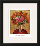 Fire Flowers Prints by Shelly Bartek