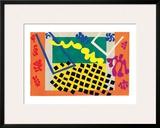 Les Codomas Prints by Henri Matisse