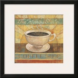 Fresh Brew II Prints by Daphne Brissonnet