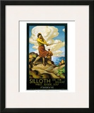 Silloth on the Solway, LNER, c.1932 Poster