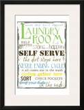 Laundry Room Posters by Taylor Greene