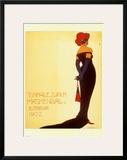 Tonhale Zurich Maskenbal, 1907 Prints