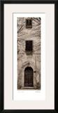 La Porta Via, Volterra Prints by Alan Blaustein