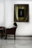 Woman Reading Photographic Print by Eugenia Kyriakopoulou