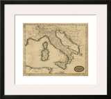 Italy, c.1812 Posters by Aaron Arrowsmith