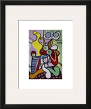 Large Still Life with Pedestal Table Prints by Pablo Picasso