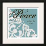 Peace Art by Melody Hogan