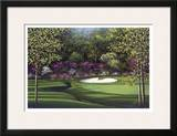 Augusta, 13th Azalea Prints by Joe Sambataro