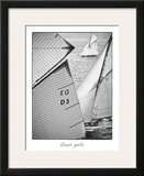 Classic Yacht Prints by Guillaume Plisson