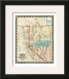 Nevada Territory, c.1863 Prints by Henry Degroot