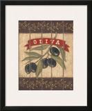 Oliva Prints by Stephanie Marrott