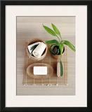 Asian Spa Prints by Amelie Vuillon