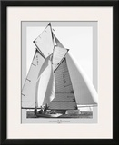 Les Voiles de Saint Tropez Prints by Philip Plisson