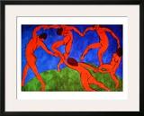 Dance, 1912 Framed Giclee Print by Henri Matisse