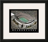 New York Jets Old Meadowlands Stadium Sports Prints by Brad Geller