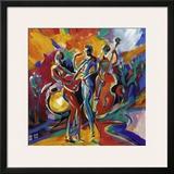 Full Swing I Prints by Alfred Gockel