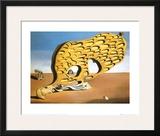 L'Enigma del Desiderio Print by Salvador Dalí