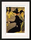 Le Divan Japonais Print by Henri de Toulouse-Lautrec