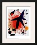 L'Etoile Bleue Art by Joan Miró
