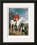 Portrait of Charles Trelawny Posters by Sir Francis Grant