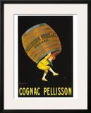Cognac Pellison Print by Leonetto Cappiello
