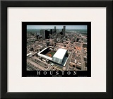 Houston Astros Minute Maid Park Sports Poster by Mike Smith