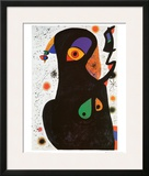 Vladimir Prints by Joan Miró