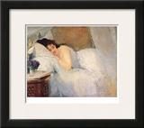 Morning Awakening Prints by Eva Gonzales
